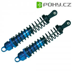 Olejový tlumič Reely, 126 mm, modrá/černá, 1:8, 2 ks (34A101A04)