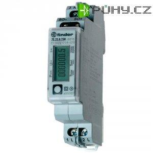 Digitální elektroměr Finder 7E.23.8.230.0000, 32 A, na DIN lištu