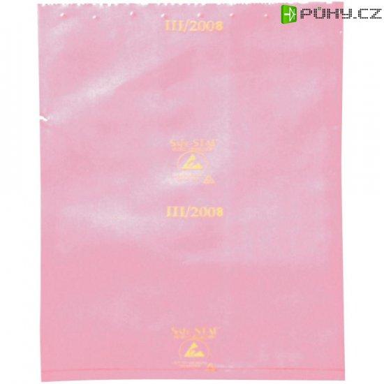 Antistatický sáček (ESD), 300 x 400 mm, C-BP-1216 - Kliknutím na obrázek zavřete