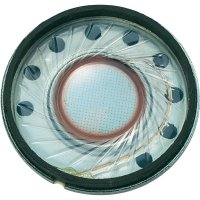 Miniaturní reproduktor série KP KEPO KP3246SP1F-5839, 90 dB , 7 mm