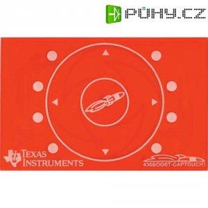 Dotykový kapacitní Booster MSP430, Texas Instruments 430BOOST-SENSE1
