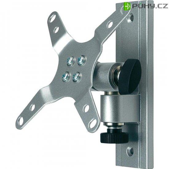 """Držák na zeď pro monitor 775097, 33,0 cm (13\"""") - 76,2 cm (30\""""), stříbrná - Kliknutím na obrázek zavřete"""