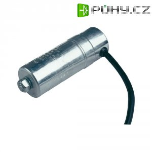 Foliový kondenzátor MKP, 6 µF, 400 V/AC, 5 %, 106 x 30 mm