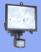 Halogenový reflektor s pohybovým spínačem (pro žár. 118mm/500W)