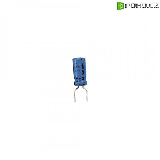 Kondenzátor elektrolytický, 22 µF, 35 V, 20 %, 12 x 5,5 mm - Kliknutím na obrázek zavřete
