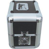 Hliníkový box na LP 30110030, (d x š x v) 380 x 300 x 365 mm, černá