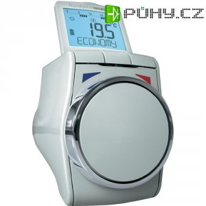 Programovatelná termostatická hlavice Homexpert by Honeywell HR30 Comfort+, 5 až 30 °C