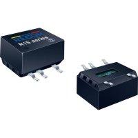 DC/DC měnič Recom R1S-0505/HP (10900601), vstup 5 V/DC, výstup 5 V/DC, 200 mA, 1 W