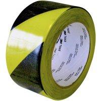 Lepicí páska černo-žlutá 766i (50 mm x 33 m) 3M
