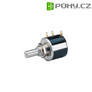 Přesný potenciometr drátový Vishay, 500 Ω, 2 W , ± 5 %