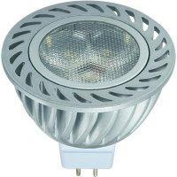 LED žárovka GU5.3, 3.6 W, teplá bílá