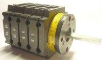 Vačkový spínač VS16 2254 D4, 16A/400V~, 2 polohy 90°