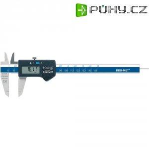 Digitální posuvné měřítko Helios Preisser 1220 519, 200 mm
