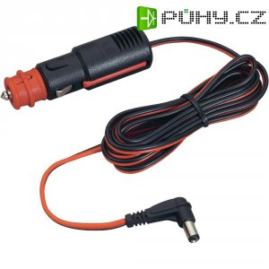 Kabel s nízkonapěťovým konektorem do autozásuvky ProCar, 67864901, 12/24 V, 2 A, 2 m