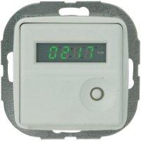 Digitální spínací hodiny Monte, 102041, bílá