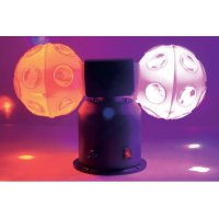 LED efektový reflektor ADJ Jelly Cosmos Ball, 1222400080, 18 W, multicolour