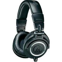 Studiová sluchátka, Audio Technica ATH-M50x
