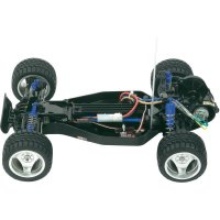 RC model EP Buggy Tamiya Street Rover, 1:10, 4WD, RtR 2.4 GHz
