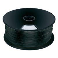 Náplň pro 3D tiskárnu Velleman , PLA3B1, 3 mm, 1 kg, černá