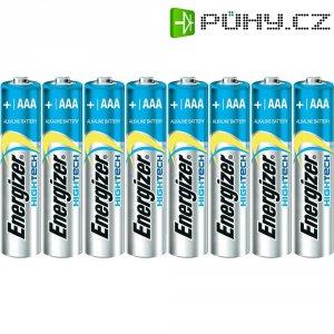 Alkalická baterie Energizer Hightech, typ AAA, sada 8 ks