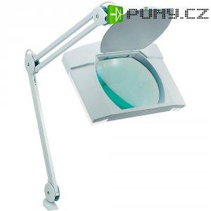 Stolní lupa s osvětlením Toolcraft, 2 x 9 W