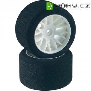 Silniční kolo pěnové Reely, 45 mm, Y paprsky, 12 mm 6-hran, 1:10, černá/bílá, 2 ks
