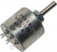 33R/N WN69185, potenciometr drátový 2W