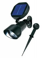 Svítidlo LED - solární bodové