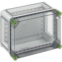 Svorkovnicová skříň polykarbonátová Spelsberg GTI 1-t, (d x š x v) 320 x 220 x 179 mm, šedá
