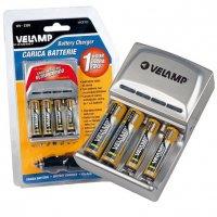 VELAMP Nabíječka baterií AA-AAA VCBT03