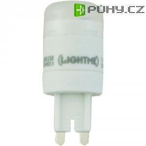 LED žárovka LightMe, LM85238, GU9, 2,5 W, 230 V, teplá bílá