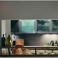 Nástěnné LED svítidlo Osram QOD Basis Set, 3,5 W, 7 cm, bílá, 3 kusy