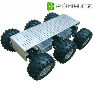 Stavebnice teréního robota Arexx JSR-6 WD