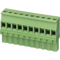 Konektor šroubový Phoenix Contact MVSTBW 2,5/ 4-ST (1792540), AWG 41997, 5,0 mm, zelený