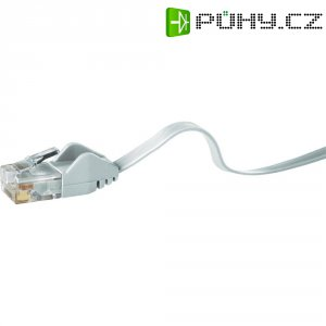 Plochý kabel U/UTP Cat 5e 5 m