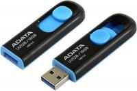 ADATA flashdisk USB UV128 16GB blue (USB 3.0)