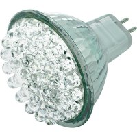 LED žárovka Basetech, 8632C4a, GU5.3, 1,6 W, 12 V, studená bílá