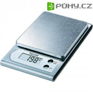 Kuchyňský váha Beurer KS 22, 704.10, stříbrná