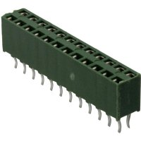 Konektor HV-100 TE Connectivity 2-215307-0, zásuvka rovná, 2,54 mm, 3 A