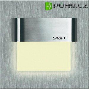 Vestavné LED osvětlení SKOFF Tango, 10 V, 0,8 W, studená bílá, nerez