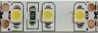 LED pásek 8mm bílý,IP65, modul 2,5cm, 8xzbytek DOPRODEJ