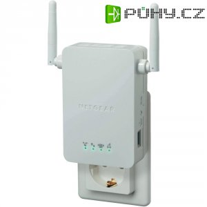 WiFi repeater Netgear WN3000RP, 300 MBit/s, 2.4 GHz