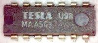 MAA503 - OZ univerzální, DIL14