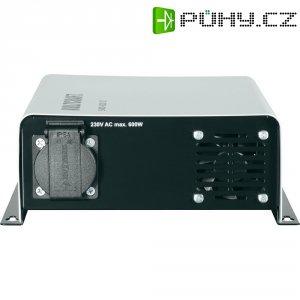Sinusový měnič napětí DC/AC Voltcraft SWD-600/24, 24V/230V, 600 W