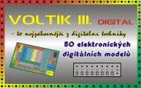 Stavebnice Voltík 3 - digitální laboratotoř nejen pro děti