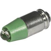 LED žárovka T1 3/4 MG CML, 1512525UG3, 12 V, 2100 mcd, zelená