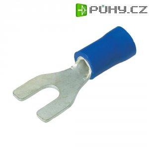 Izolovaná kabelová vidlice, M4, 1 - 2.6 mm²