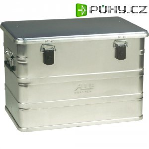 Přepravní a skladovací hliníkový box Alutec 30076, 592 x 388 x 409 mm