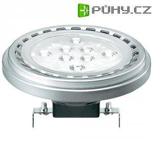 Philips Master LED ARIII 827 10 W, 40°, teplý bílý, stmívatelná