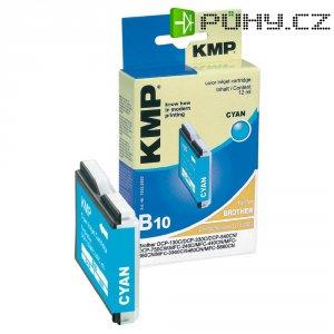 Toner inject KMP B10 = BROTHER LC-1000 cyanová